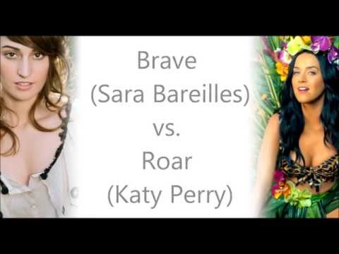 Baixar Brave (Sara Bareilles) vs. Roar (Katy Perry) Mash-up