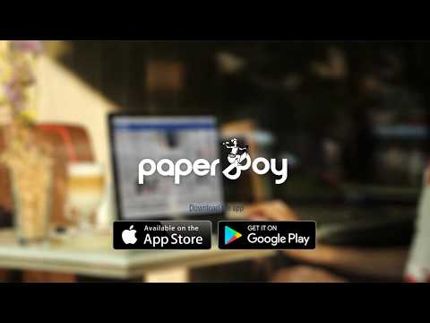 Paperboy - 300+ Newspapers & Magazines Online!