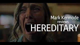 Hereditary reviewed by Mark Kermode