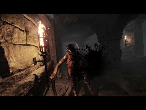 Warhammer: End TImes - Vermintide Drachenfels DLC Trailer