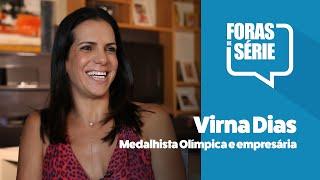 Mix Palestras | Foras de Série | Virna Dias
