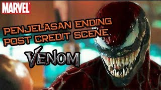 Penjelasan Ending & Post Credit Scene Venom   Cara Carnage Mendapatkan Symbiotenya   Ending Explaned