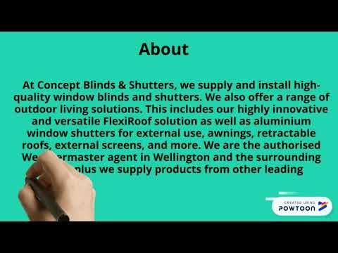Blinds Wellington