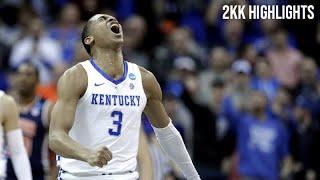 Keldon Johnson Kentucky Freshmen Regular Season Highlights Montage 2018-19