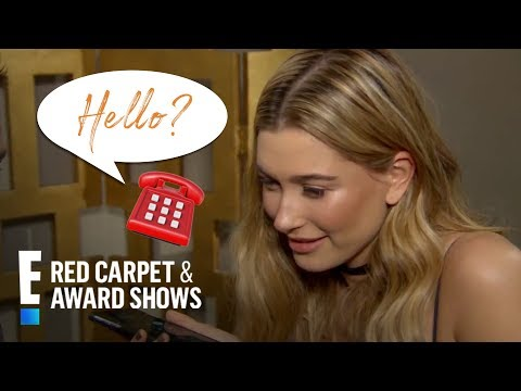 Hailey Baldwin Prank Calls BFF Kendall Jenner | E! Live from the Red Carpet