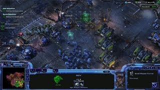 StarCraft 2 Co-op Campaign: Wings of Liberty Mission 3 - Zero Hour