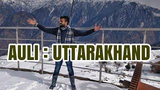 BELIEVE IT OR NOT : PARADISE OF UTTARAKHAND | AULI