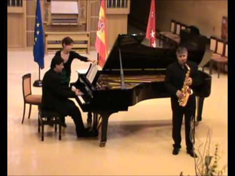Manuel de Falla - Suite popular español - Seguidilla murciana