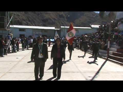 Aniversario de Castrovirreyna 2009 - Desfile - 3