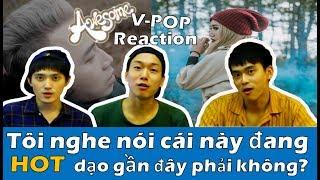 """Reaction """"Người lạ ơi"""" MV MỚI của người Hàn Quốc_Reaction """"Người lạ ơi"""", the new trendy V-POP"""