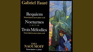 Trois Melodies - Clair de lune Op.18 N.3 (Gabriel Fauré)