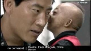 Chinas kleinster Mann