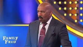 I got a WEEK to LIVE. Let's get... HEALTHY? | Family Feud