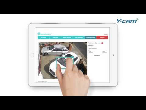 Reducing false alerts on your Y-cam HomeMonitor