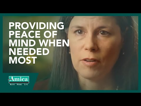 Providing peace of mind when needed most: Jenna's story