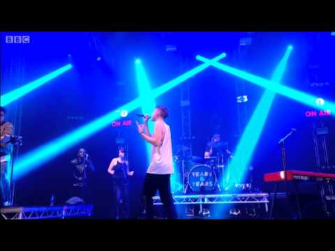 Years & Years - Foundation + Take Shelter (Live) | BBC Radio 1's Big Weekend