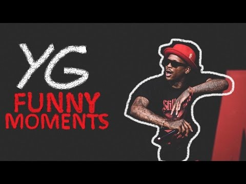 YG FUNNY MOMENTS (BEST COMPILATION)