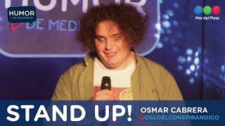 Stand Up - Osmar Cabrera en Humor de Medianoche