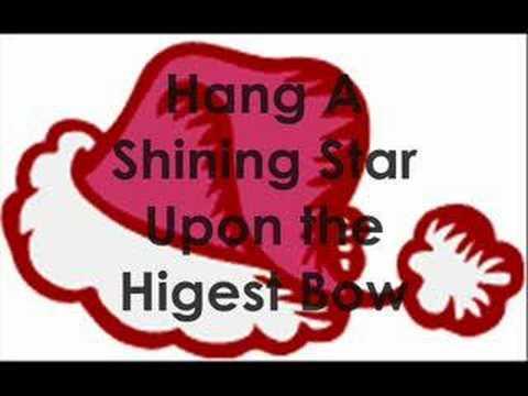 Christina Aguilera - Have Yourself A Merry Little.. [Lyrics]