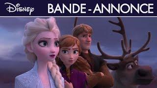 La reine des neiges 2 :  bande-annonce 1