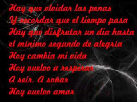 Tito El Bambino - Llueve El Amor(letra)