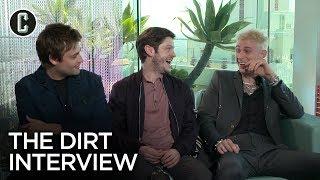 The Dirt Cast Interview: Machine Gun Kelly, Douglas Booth, Iwan Rheon