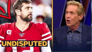 UNDISPUTED | Skip Bayless believes that Aaron Rodgers will be gone from Packers sooner than later