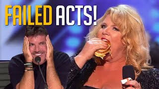 Most Hilarious EPIC FAILS On Got Talent Ever!