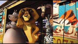 Madagascar 3 :  bande-annonce VOST
