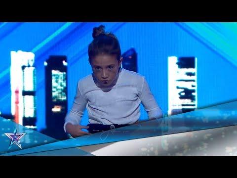 ¿Te ASUSTA este NIÑO con su OSCURO y TRISTE BAILE? | Audiciones 9 | Got Talent España 5 (2019)