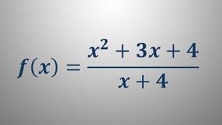 Poli racionalne funkcije 1