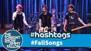 5 Seconds of Summer Hashtags: FallSongs