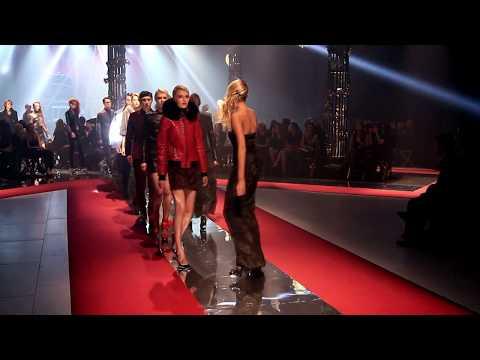 2012. Показ коллекции одежды «Philipp Plein».