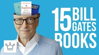 15 Books Bill Gates Thinks Everyone Should Read