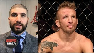 TJ Dillashaw relinquishes UFC title, suspended 1 year by NYSAC - Ariel Helwani | MMA on ESPN
