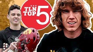 Lacrosse Goalie VS  DANNY DUNCAN | TLN Top 5