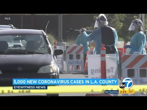 Gov. Newsom orders curfew for most CA counties as COVID-19 cases surge | ABC7