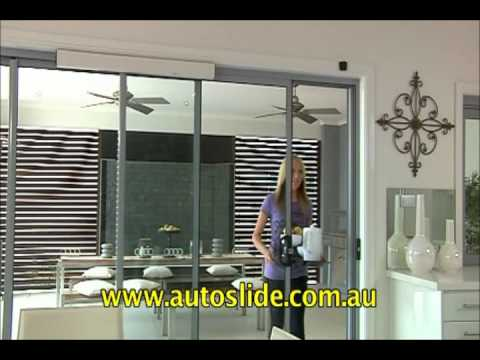 Autoslide Pet Door Automatic - As Seen on TV