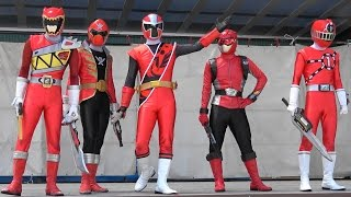 「レッドヒーロー」ショー 2016.7.18 Red Super sentai hero's