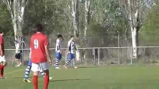 Video gol Luismi (C.D.Tajo) 3-1