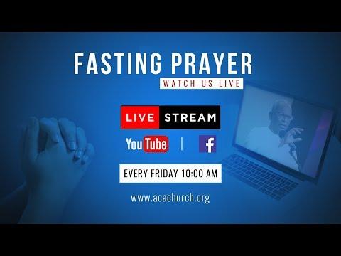 Special Prayer Service | 21 September 2018 [Live Stream]