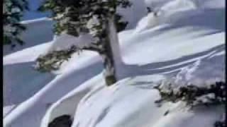 Saltos de diferentes deportes de nieve