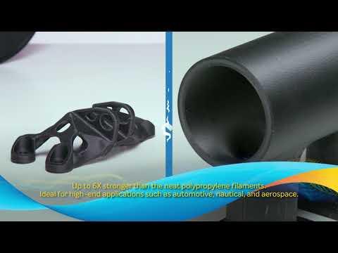 Braskem Launches Carbon Fiber Reinforced Polypropylene Filament for Additive Manufacturing