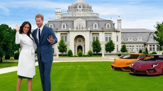 Prince Harry Lifestyle 2020 ★ New House, Net Worth & Cars