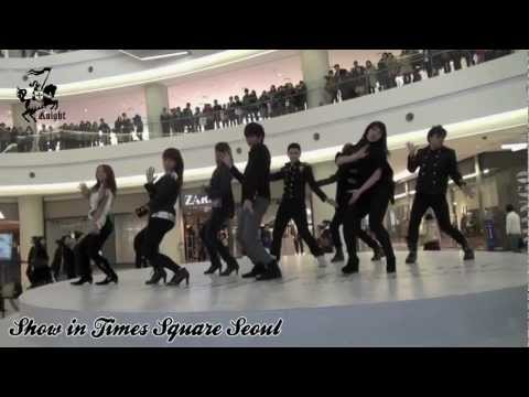 Knight - The Boys+Goodbye Baby+Mr.Simple 111203-韓國首爾時代廣場
