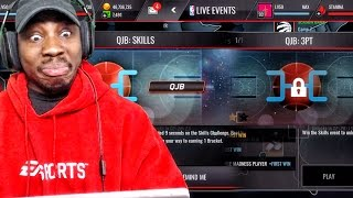 QJB LIVE EVENTS CHALLENGE! BEAT SCORES FOR CHANCE @ ELITE! NBA Live Mobile 16 Gameplay Ep. 92