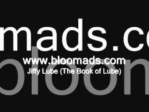 Bloom Ads - Jiffy Lube ( The Book of Lube)