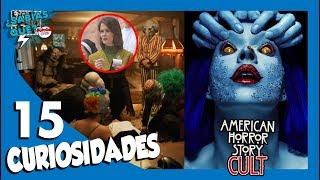 15 Curiosidades AMERICAN HORROR STORY CULT - ¿Sabías qué..? #95   Popcorn News