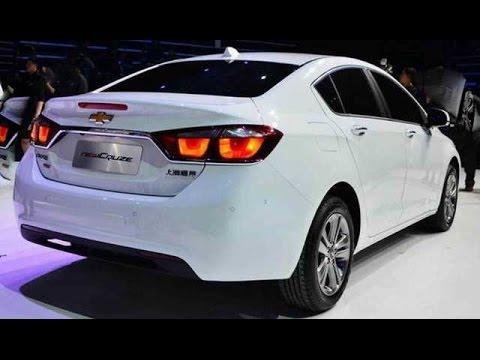 Chevrolet Cruze LT+