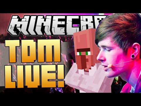 TRAYAURUS GETS KIDNAPPED | TheDiamondMinecart LIVE | Minecraft